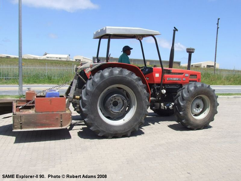 Same Tractor 90 : Southern african farming equipment tractor photos page