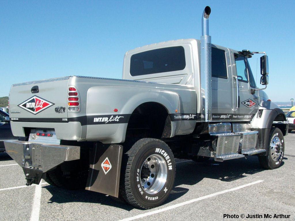 International Truck Photos